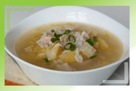 Суп из супового набор индюшки в мультиварке