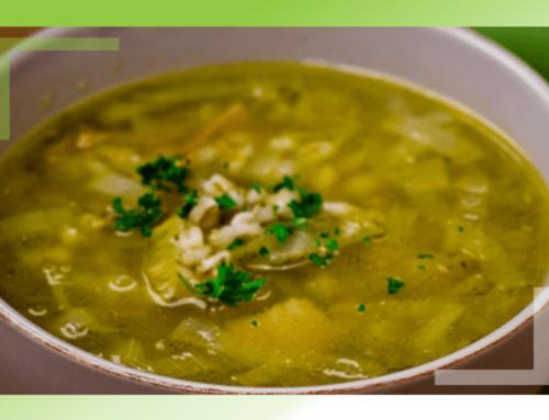 Суп с вермишелью из супового набора индейки